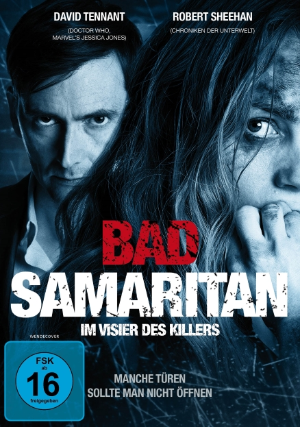 Cover zum Film: Bad Samaritan - Im Visier des Killers