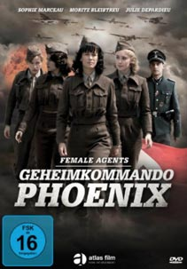 Cover zum Film: Geheimkommando Phoenix - Female Agents