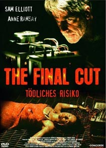 Cover zum Film: The Final Cut - Tödliches Risiko